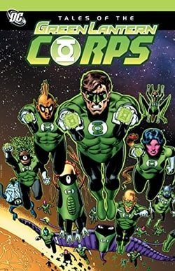 Tales Of The Green Lantern Corps TP Vol 02