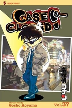 Case Closed Vol 37