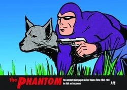 The Phantom: The Complete Newspaper Dailies Volume 3 (Phantom: Complete Newspaper Dailies)