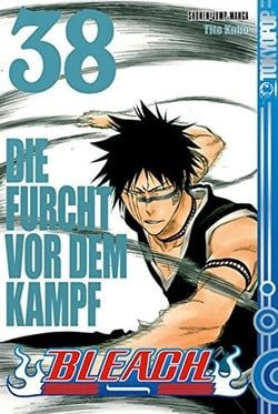 Bleach, Volume 38