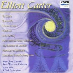Elliott Carter: Choral Music
