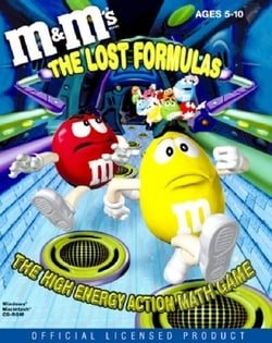 M&M's - the Lost Formulas