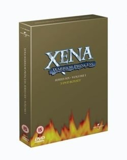 Xena - Warrior Princess - Series 6 Box Set 1 [DVD] [2000]