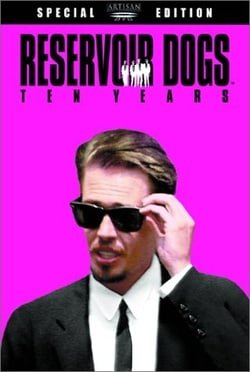 Reservoir Dogs - (Mr. Pink) 10th Anniversary Special Limited Edition