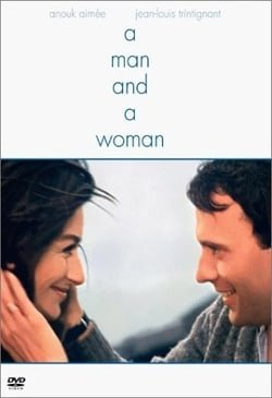 A Man and a Woman [DVD] [1967] [Region 1] [US Import] [NTSC]