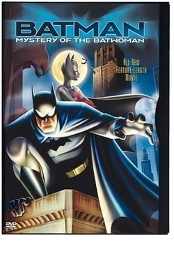 Batman: Mystery of the Batwoman   [Region 1] [US Import] [NTSC]