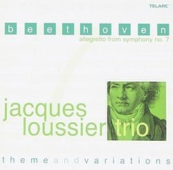 Jacques Loussier: Theme and Variations on Beethoven's Allegretto from Symphony No. 7