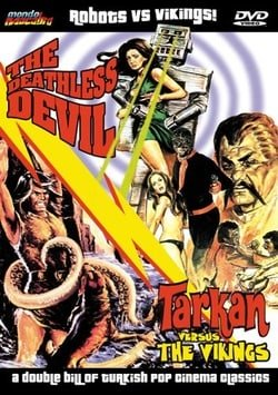 Deathless Devil: Turkish Pop Cinema Double Bill   [Region 1] [US Import] [NTSC]