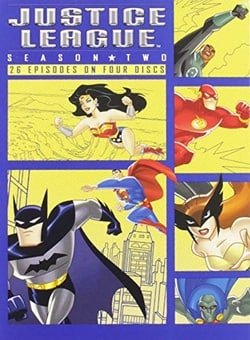 Justice League - Season Two (DC Comics Classic Collection)