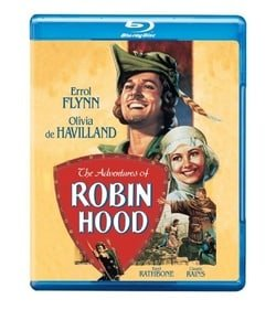 The Adventures of Robin Hood   [US Import]