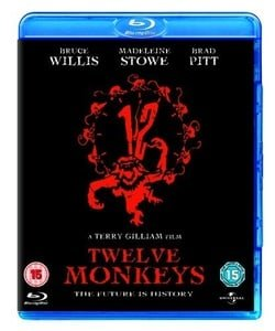 Twelve Monkeys [Region Free] [1995]