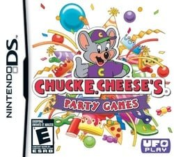 Chuck E Cheese's Party Games