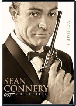 Sean Connery 007 Collection Volume 1