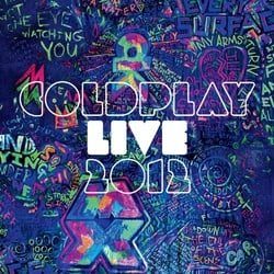 Coldplay Live 2012 [Blu-ray+CD][Region Free]