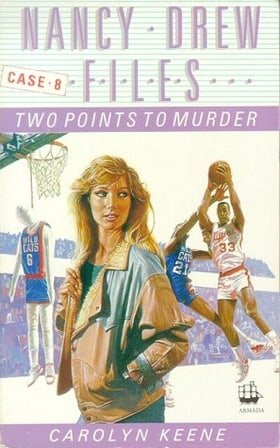 Two Points to Murder (Nancy Drew Files)