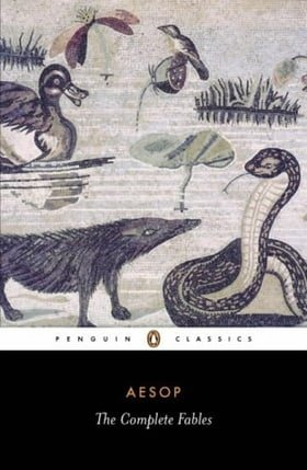 Aesop - The Complete Fables