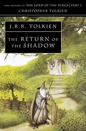 The Return of the Shadow (History of Middle-Earth VI )
