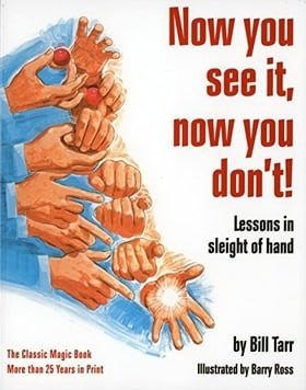 Now You See It, Now You Don't: Lessons in Sleight of Hand