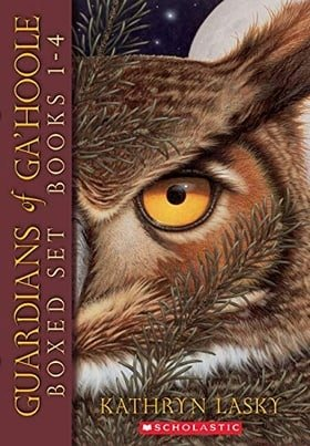 Guardians of Ga'hoole Boxed Set #1-4