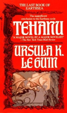 Tehanu: The Last Book of Earthsea (Earthsea Cycle)