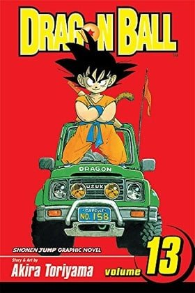 Dragon Ball Volume 13: v. 13 (Manga)