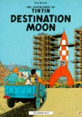 Destination Moon (Adventures of Tintin)
