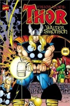 Thor Legends Volume 1: Walt Simonson Book 1 TPB: Walt Simonson v. 1, Bk. 1 (Thor Visionaries:)
