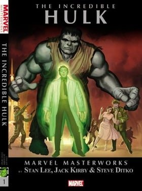 Marvel Masterworks: The Incredible Hulk Volume 1 TPB