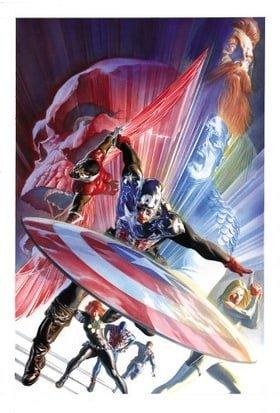 Captain America Lives Omnibus