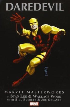 Marvel Masterworks: Daredevil Volume 1 TPB