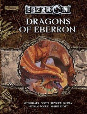 Dragons of Eberron