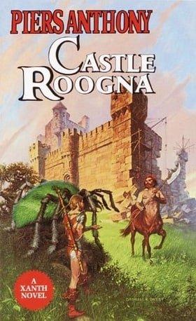 Castle Roogna (Xanth Novels (Pb))