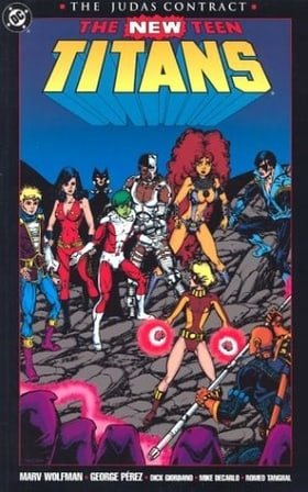 The Judas Contract (New Teen Titans)