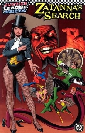 Jla: Zatanna's Search (Jla (Justice League of America) (Graphic Novels))