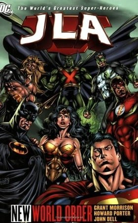 JLA (Book 1): New World Order