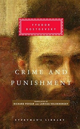 Crime And Punishment (Everyman's Library Classics)