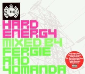 Hard Energy: Mixed By Fergie & Yomanda