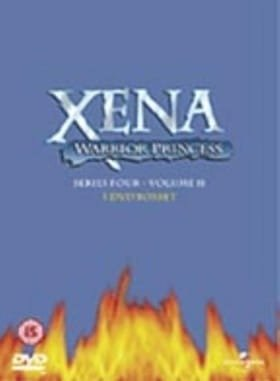 Xena - Warrior Princess - Series 4 Boxset 2 [1999]