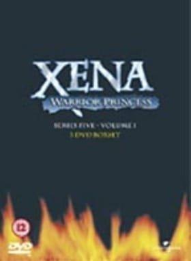 Xena Warrior Princess - Series 5, Part 1 [1999]