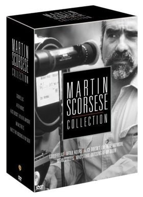 Martin Scorsese Collection (After Hours/Alice Doesn't Live Here Anymore/Goodfellas/Mean Streets/Who'