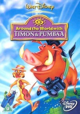 Timon & Pumba - Around the World