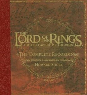 The Lord Of The Rings: Fellowship Of The Ring (The Complete Recordings)
