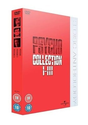 Psycho Collection - Psycho 1-3