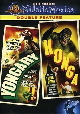 Yongary Monster From the Deep & Konga  [Region 1] [US Import] [NTSC]