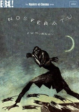 Nosferatu (Definitive Fully-restored version with original score) [Masters of Cinema] [1921]