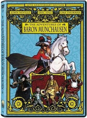 The Adventures of Baron Munchausen (20th Anniversary Edition)