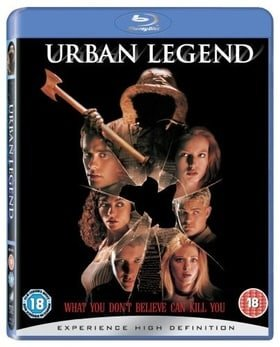 Urban Legend  [Region Free]