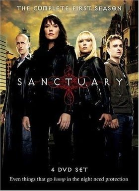 Sanctuary Complete Season 1
