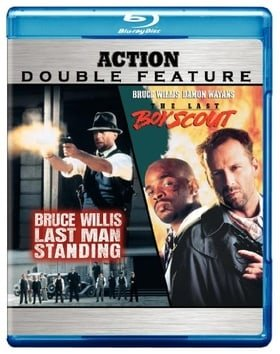 Last Man Standing / The Last Boy Scout (Action Double Feature)
