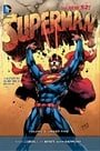 Superman Vol. 5: Under Fire (The New 52) (Superman (DC Comics Numbered))